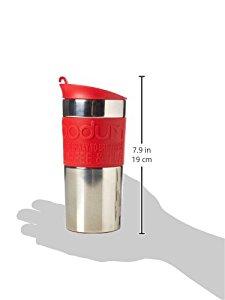 Bodum Modèle Travel Press À 0 11067 294 Piston Petit Mug SMpqGUzV